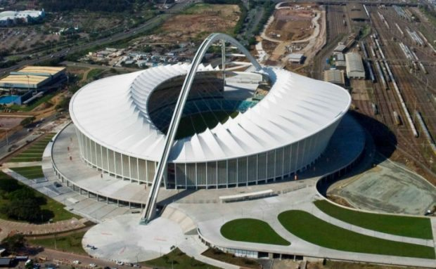 moses mabhinda stadium is one of the Biggest Stadiums in Africa