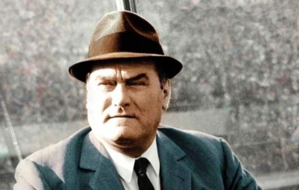 Nereo Rocco is one of the 10 Most Successful Managers in Champions League History