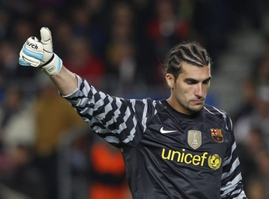 Pinto is one of the Top 10 Worst Pep Guardiola Signings