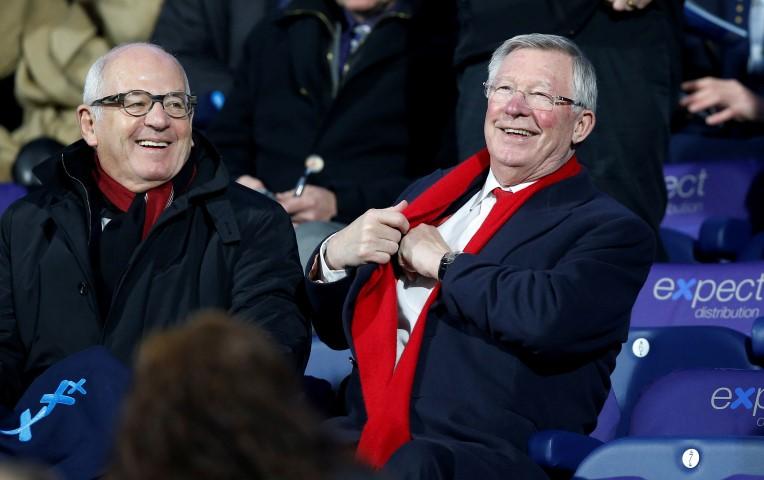 Sir Alex Fergusons Premier League record