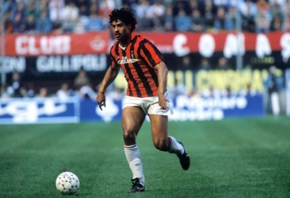 Frank Rijkaard is one of the Top 10 Footballers Who Retired Too Soon
