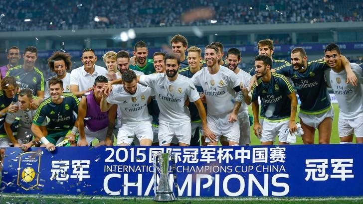 Real Madrid 2016 Pre-Season Tour Schedule