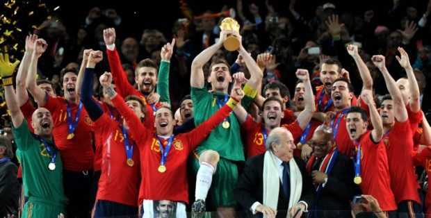 World Cup winners list football all-time - Past FIFA World Cup winners since 1930-2018