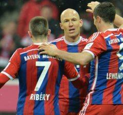FC Bayern Munich players salaries 2019