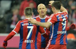 FC Bayern Munich players salaries