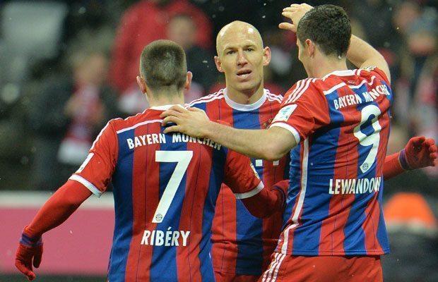 FC Bayern Munich Players Salaries 2019 (Weekly Wages)