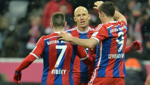 FC Bayern Munich Players Salaries 2018 (Weekly Wages)