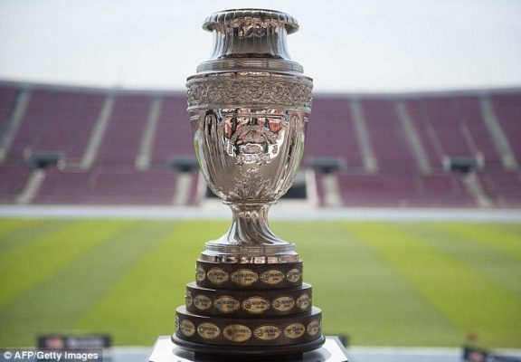 Copa America Winners list - all previous Copa America Winners History