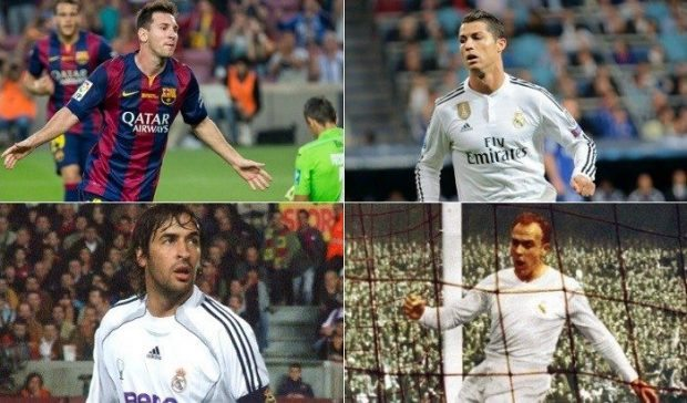 Top Goal Scorers In El Clasico History - Highest Ever