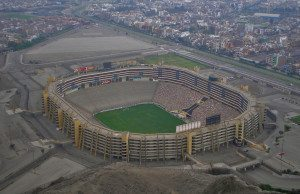 monumental u is one of the Biggest Stadiums in South America
