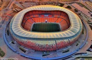 Biggest Stadiums in Africa