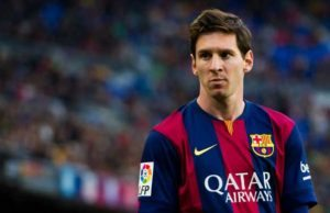 Lionel Messi is one of the Top 10 Fastest Football Players in the World