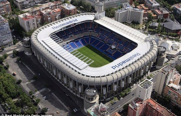 Top 20 Biggest Stadiums in Europe