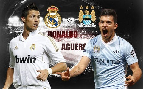 Watch Manchester City vs Real Madrid live stream