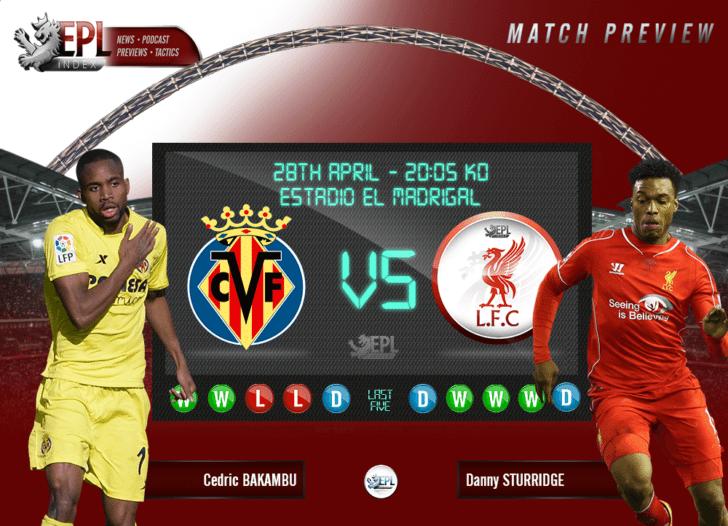 Watch Villarreal vs Liverpool live stream