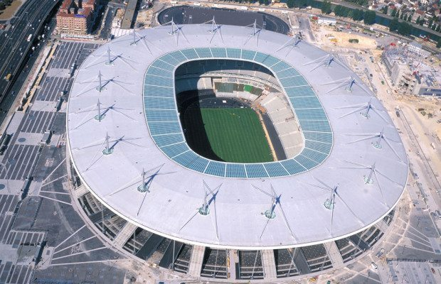Top 20 Biggest Stadiums in France