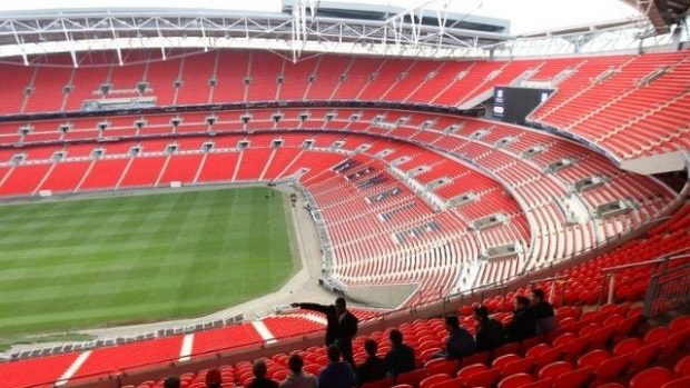 Best stadiums in world football 2018 Wembley