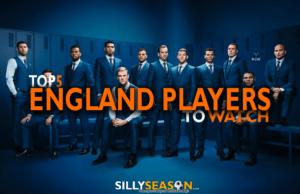 Top5 England Euro 2020