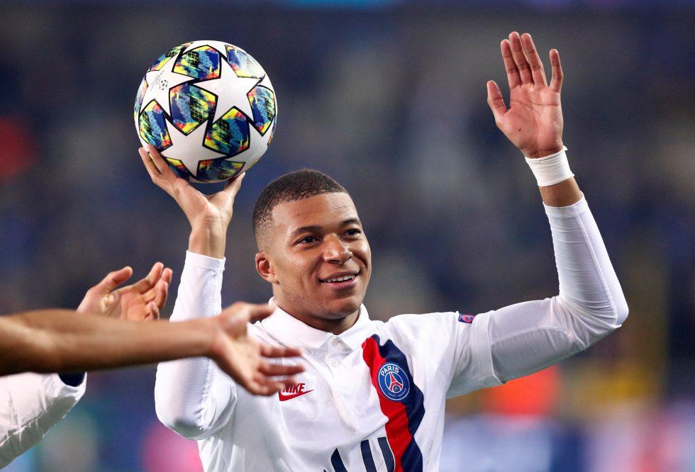 Kylian Mbappe, Leroy Sane, Marcus Rashford - Euro 2020 promising youngsters
