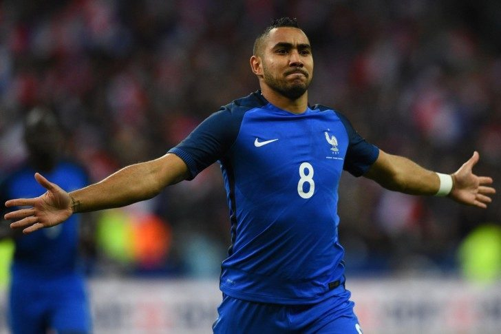 Dimitri Payet is part of the Euro 2016 Team of The Tournament