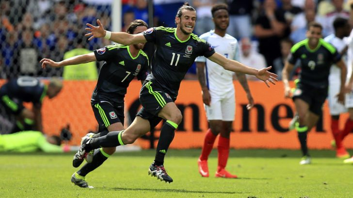 gareth bale is part of the Euro 2016 Team of The Tournament