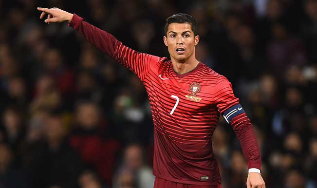 ronaldo is part of the Euro 2016 Team of The Tournament