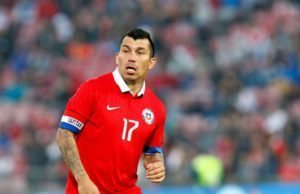 Gary Medel is one of the 2016 Copa America Best XI