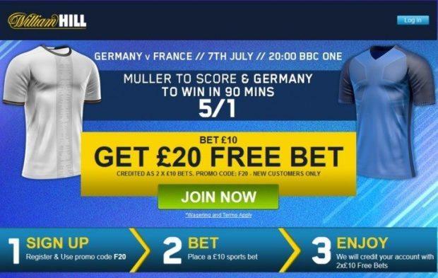 Germany vs France live stream free? Stream Germany v France live online Euro 2016 semi-final game!