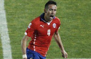 Mauricio Isla is one of the 2016 Copa America Best XI