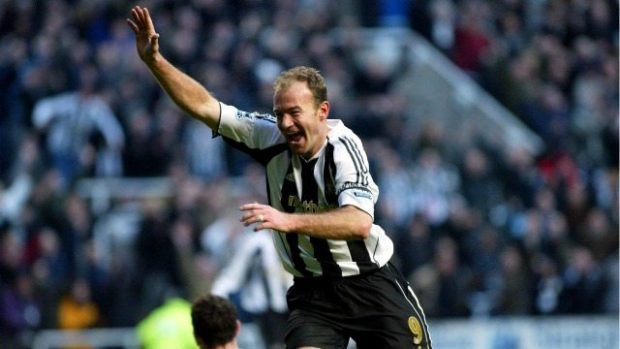 alan shearer is one of the All Time Premier League Goal Scorers