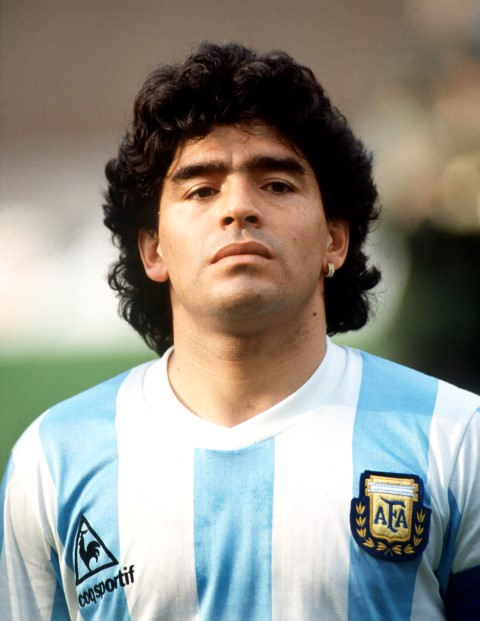 Diego Maradona is one of the best players never to win the Champions League