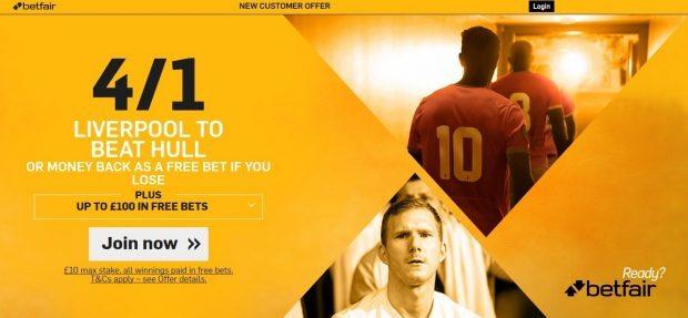 Liverpool vs Hull City betting tips