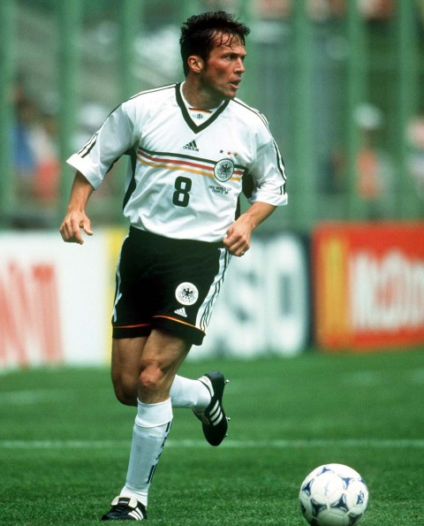 Lothar Matthaus is one of the best players never to win the Champions League