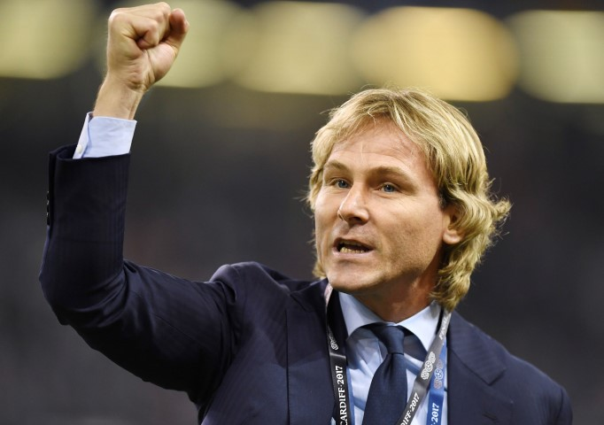 Pavel Nedved is one of the best players never to win the Champions League