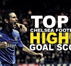 Chelsea top scorers list - all time goal scorers in Chelsea history!