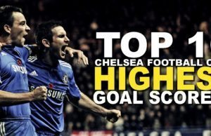 Chelsea top scorers list - all time goal scorers in Chelsea history!
