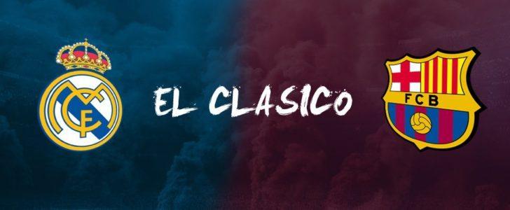 Real Madrid Vs Barcelona 10 1