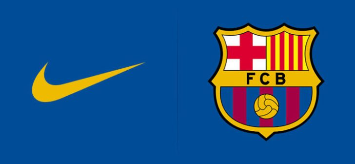 FC Barcelona new kit deal - signs a record-breaking £1 billion kit deal with Nike