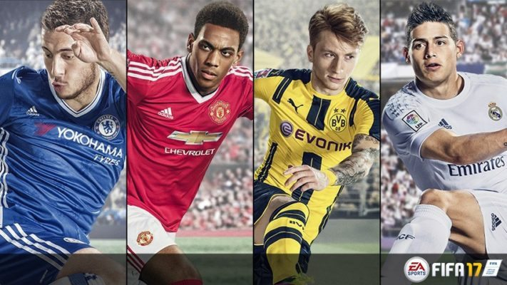 Best FIFA 17 starting XI based on player ratings