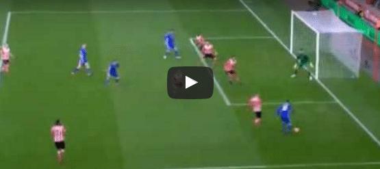 Southampton 0-1 Chelsea Eden Hazard Goal Video Highlight