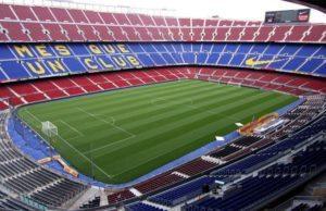 Best stadiums in world football Nou camp
