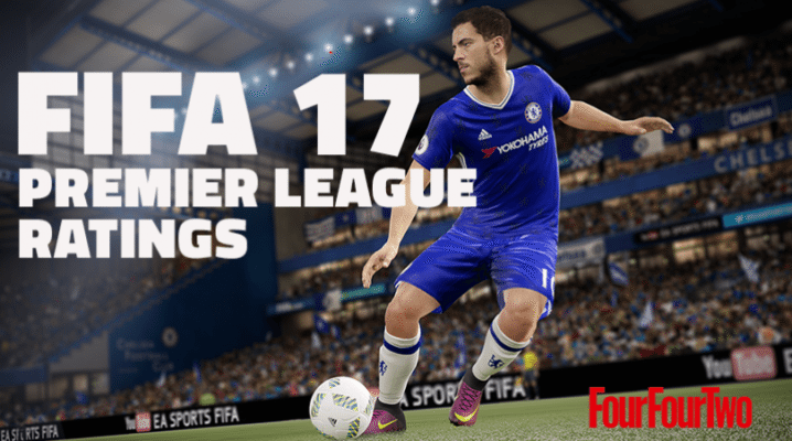20 Best Premier League Players in FIFA 17