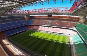 Best stadiums in world football San Siro