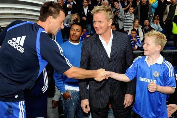 Top 10 celebrities that support Chelsea FC
