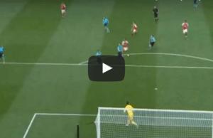 Arsenal 1-0 Swansea Theo Walcott Goal Video Highlight