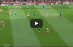 Arsenal 2-1 Swansea Gylfi Sigurdsson Goal Video Highlight