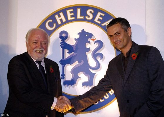 Celebrities that support Chelsea FC richard-attenborough