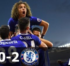 Southampton 0-2 Chelsea Video Highlights - Watch Eden Hazard & Diego Costa Goals!