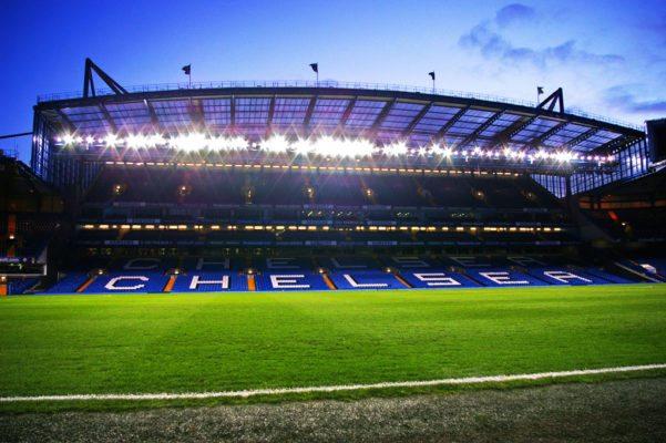 Most profitable stadiums in Europe Stamford Bridge