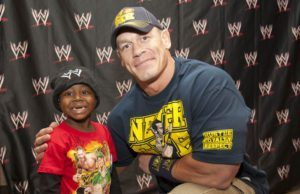 John Cena is one of the Top 5 Most Charitable Athletes in the World